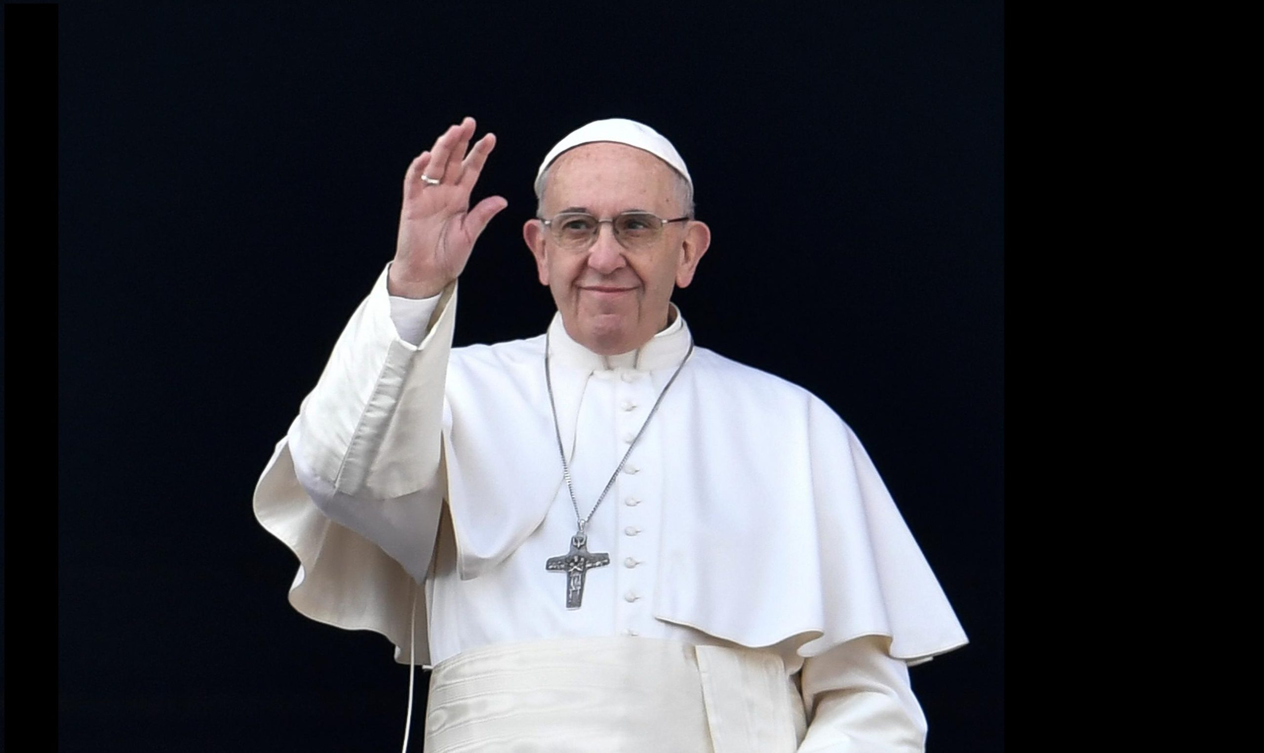 POPE proposes a universal basic wage