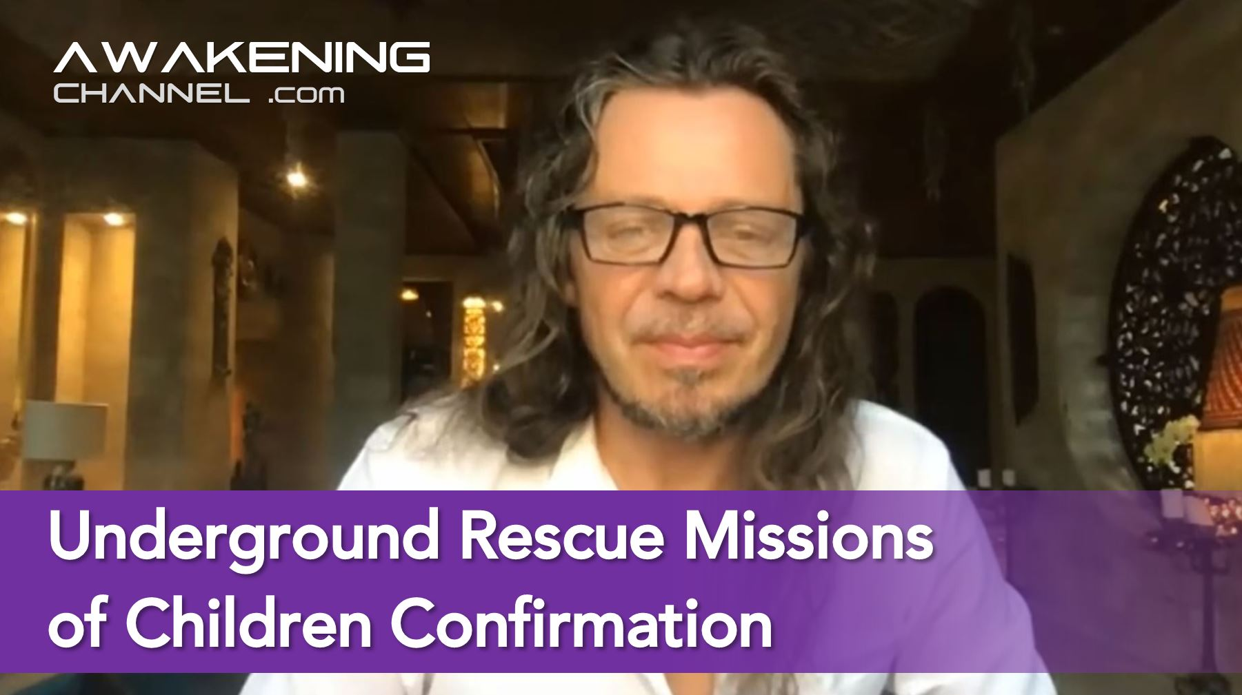 Underground RESCUE MISSIONS OF CHILDREN & CABAL ARRESTS latest intel by Sacha Stone.