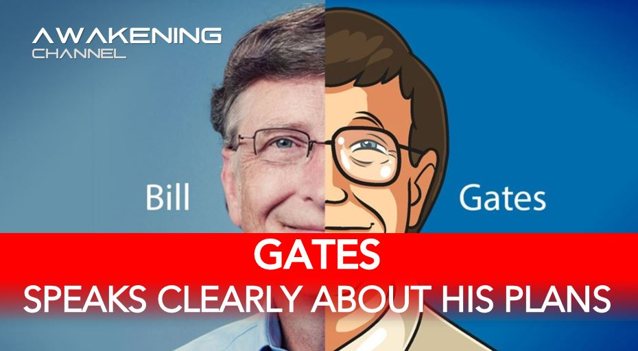 Gates Speaks Clearly About His Plans