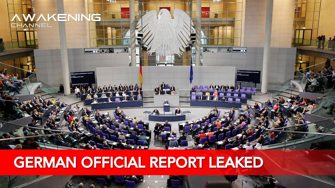 "German official whistleblower leaks report denouncing CV19 as ""A GLOBAL FALSE ALARM"""