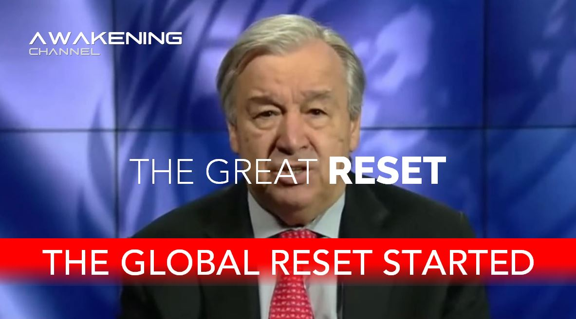 THE GREAT RESET started