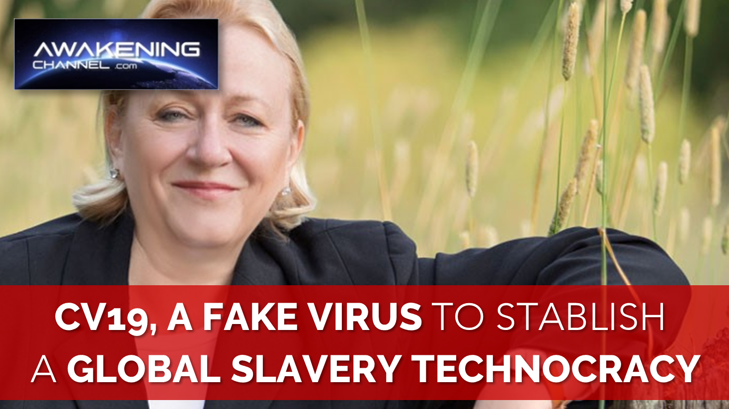 CV19, a Fake Virus, a Coup D'état to Stablish a Global Slavery Technocracy