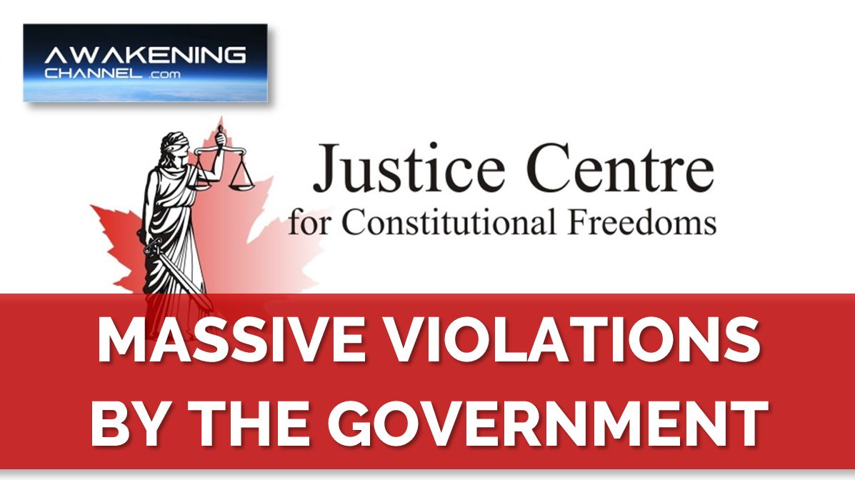 Justice Centre: Massive Violations by the Government