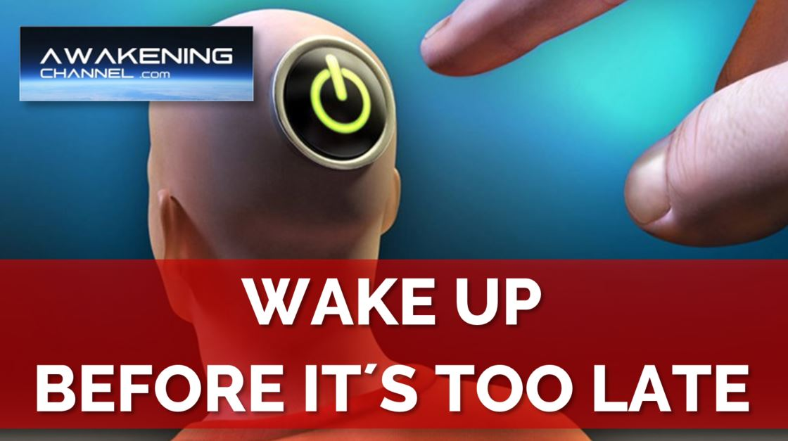 Wake Up and Push Back Before It´s Too Late