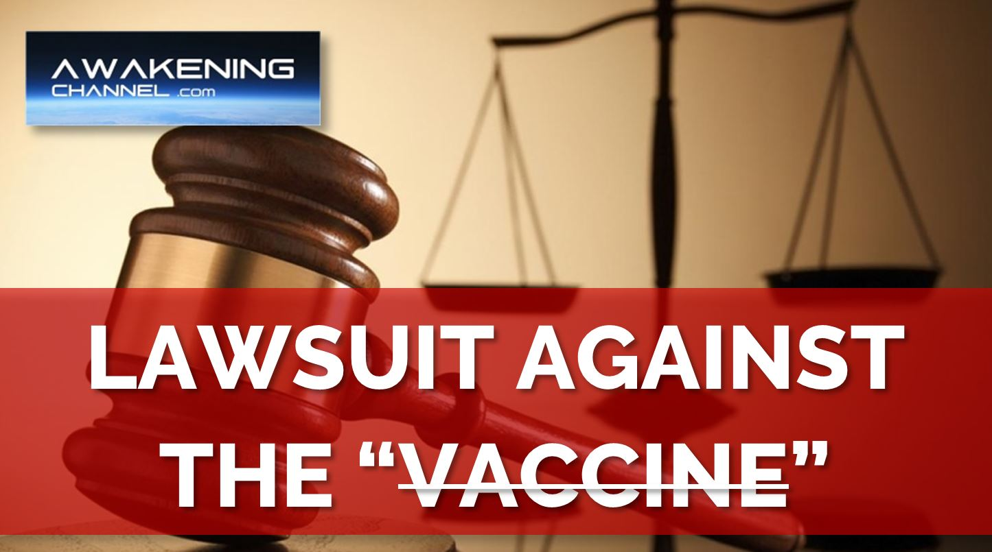 """Lawsuit Filed to Stop the Experimental """"Vaccine"""" in the US"""