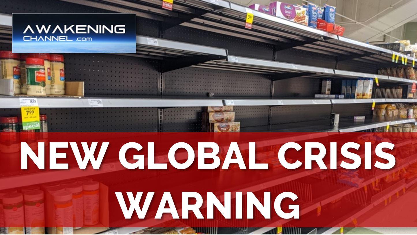 New Global Crisis WARNING