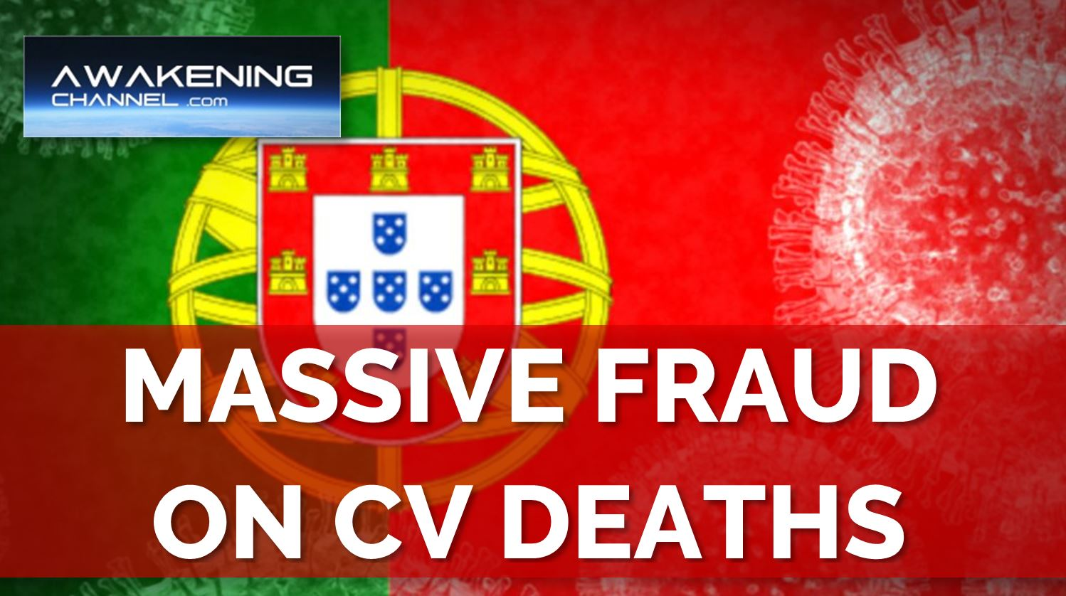 Massive Fraud on CV Deaths in Portugal