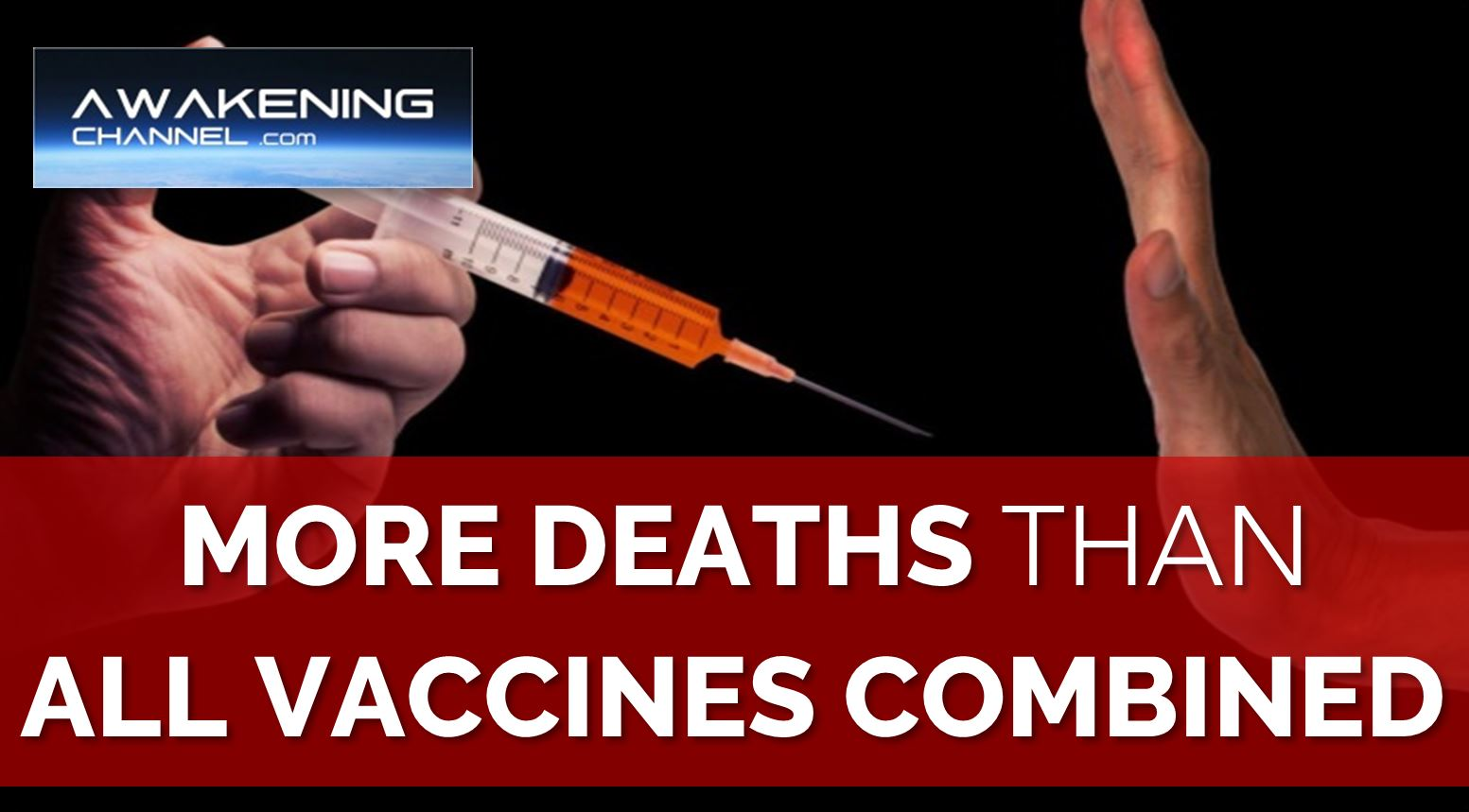 Vaccinations Must Stop Immediately. Ex-Chairman of the Royal College of Physicians in Ottawa