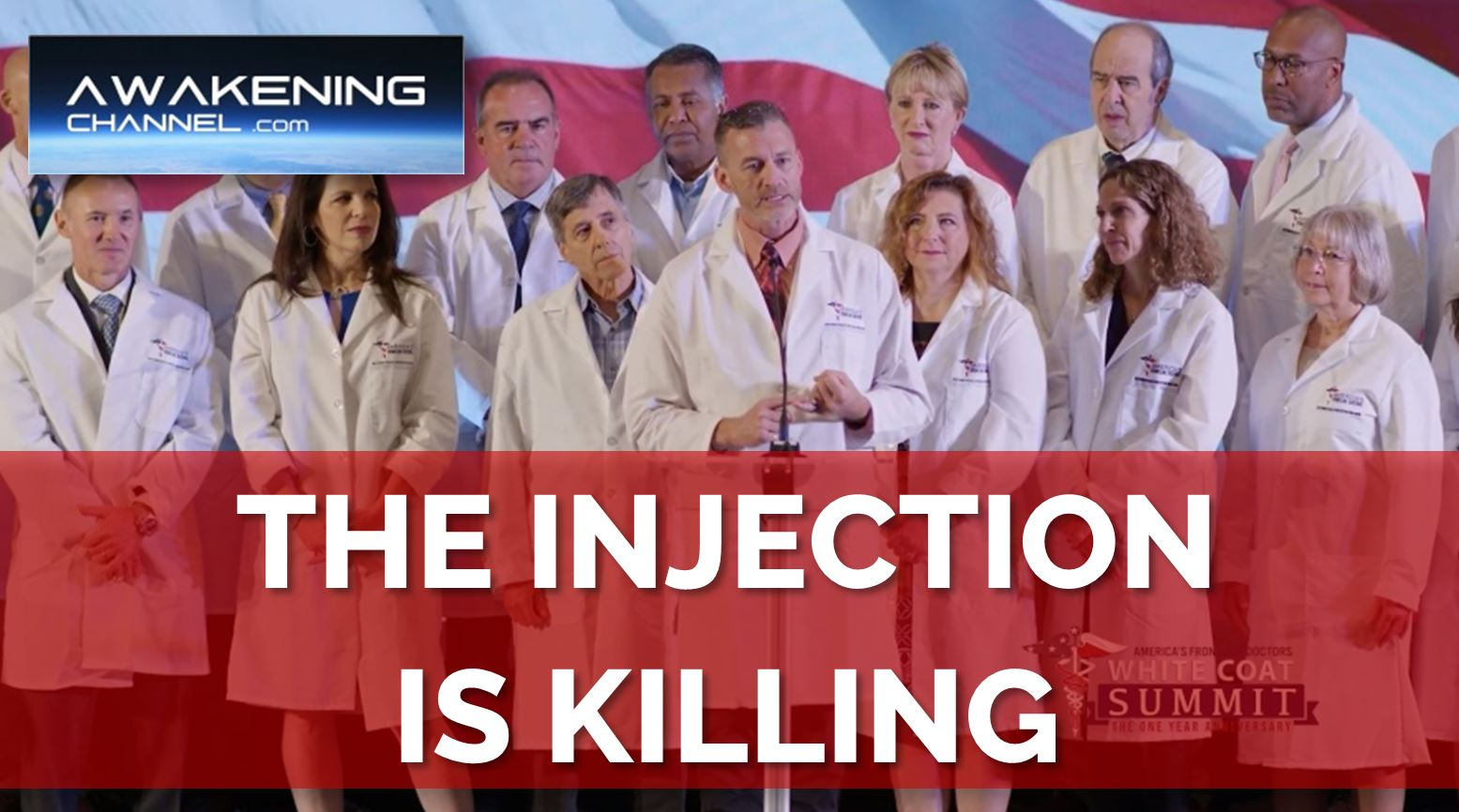 WARNING! 15 Times Greater Chance of Death from the Injection than from CV. Lawyers and Doctors Claim